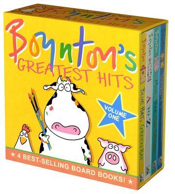 Boynton's Greatest Hits By Boynton, Sandra/ Boynton, Dandra (ILT)